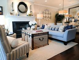 ocean themed furniture. beach themed living room with dark furniture ocean
