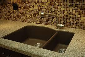 undermount bathroom sink with granite kitchen best undermount sinks for granite countertops uotsh with
