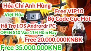 Game Lậu Mobile Hỏa Chí Anh Hùng Việt Hóa OPEN S10 FREE  VIP10=35.000.0000KNB+20.000.000KNBK#TN MON