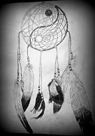Pictures Of Dream Catchers To Draw YinYang Dreamcatcher by liloved100 on DeviantArt 93