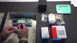 alarm system store tech video power series basic wiring alarm system store tech video power series basic wiring