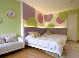 Bedroom Two Colour Combination For Bedroom Walls Two Tone Wall