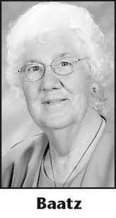 PAULINE BAATZ Obituary (2019) - Fort Wayne Newspapers