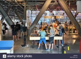 Engineering Design Center Warszawa Warsaw Poland June 18 2016 People Visit Kopernik