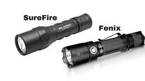 Fenix Weapon Light Fenix Vs Surefire How To Choose The Best Tactical Flashlight