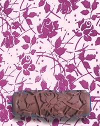 Small Picture Fun patterned paint rollers