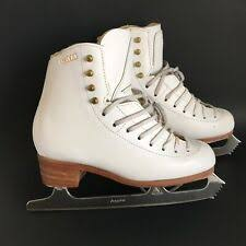 Gam Figure Skates Size Chart Ccm Finesse Leather Ice Figure Skates Womens Size 9 For