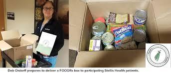 Stellis Health Prescribes Food To Improve Health Stellis