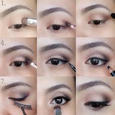 step by step arabian eye makeup
