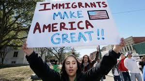 Image result for Pictures of meeting: We are all immigrants