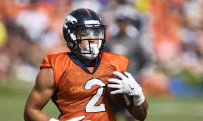 Broncos Depth Chart 2018 Rookie Starters Second Teamers Highlight Broncos First
