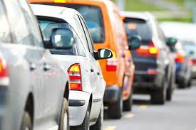 Resultado de imagen para Congestión de peatones en Santiago