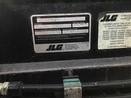 Jlg G12 55a Load Chart 2014 Jlg G12 55a 4wd Diesel Telehandler W Erops