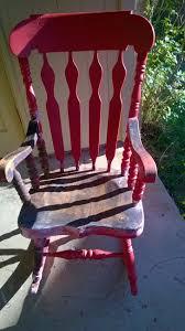 Rocking Chair Restoration (Using Citrustrip) : Part 1 - YouTube