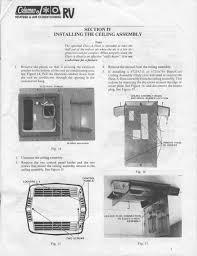 coleman wiring diagram manual valid 1983 fleetwood pace arrow owners coleman wiring diagram manual valid 1983 fleetwood pace arrow owners coleman rv air conditioner wiring