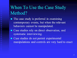 Difference Between Case Study and Descriptive Approach to Research   YouTube QI Macros