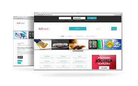 Template For Advertising Ad Board Classified Joomla Template