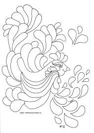 Kleurplaat Vogel Kleur En Miks
