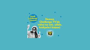 Turkcell GNÇ Challenge TV Nedir Kampanyası