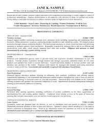 Generic Objective For Resume Examples Of General Resumes 100 Innovation Ideas Generic Resume 4