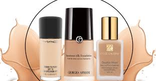 Double Wear Chart Best Foundation Dupes 6 Luxury Foundation Their Best