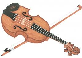 Image result for violin clipart