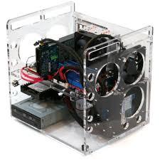 Cooler Master Open Air Lab Test Bench Case V10 Black Desktop W Test Bench Computer