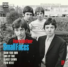 <b>Small Faces</b> – Four To The Floor EP – Acid Jazz Records