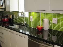 Green Tile Backsplash Kitchen Green Kitchen Tile Backsplashes Ideas Ideas For Green Kitchen