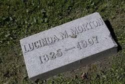 Lucinda Maria Burbank Morton (1825-1907) - Find A Grave Memorial