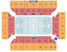 Buy Syracuse Crunch Tickets Seating Charts For Events