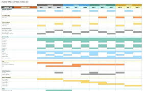 Free Project Plan Template Excel Project Management Timeline Template Excel Excel Timeline How Excel