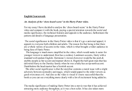 an analysis of the chess board scene in the harry potter video  document image preview