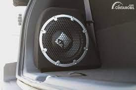 Intip Kelebihan Audio Xpander Cross Rockford Fosgate Black Edition