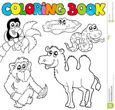 Royalty Free Stock Image Gallery Website Coloring Books Animals At