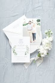 Save The Date No Photo Augusta Save The Date With Envelope Empress Stationery
