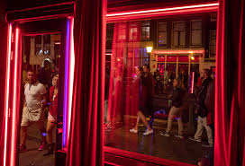 Red Light District Women Amsterdam To Ban Tours Of Its Red Light District The New