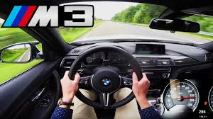 bmw m3. Delighful Bmw BMW M3 Competition Top Speed Acceleration Autobahn POV Sound  450 HP F80  Sedan Throughout Bmw A