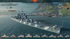 3D Modelling Computer Games Multimedia World of Warships.