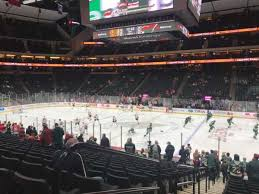 Xcel Center Hockey Seating Chart This Seat Is Near Shoot Twice Goal At Xcel Energy Center