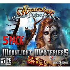 Hiden scenes are carefully designed to give you the real experience of. Amazon Com Legacy Amazing Hidden Object Games Moonlight Mysteries 5