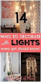 wall lights bedroom fairy lights