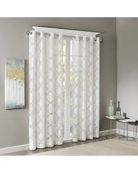 Amazing Winter Deal: Sheer Curtains for Bedroom, Modern Contemporary ...