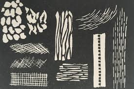 Easy Lino Print Designs Linocutting Exercises For Beginners Linocut Prints