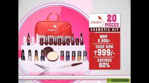 n 20 pcs cosmetic kit