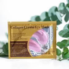<b>Патчи гидрогелевые для</b> глаз Collagen Crystal, розовые, 2*3 г ...