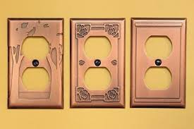 copper outlet covers.  Outlet Throughout Copper Outlet Covers C
