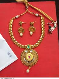 indian bridal jewellery sets 54