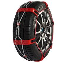 Polaire Steel Sock Stretch Fit High Speed Tire Snow Chains