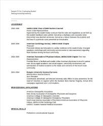 Physician Curriculum Vitae Template Inspiration Doctor Curriculum Vitae Template 28 Free Word PDF Document